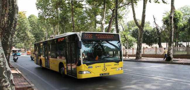 Otobüslerde yeni dönem