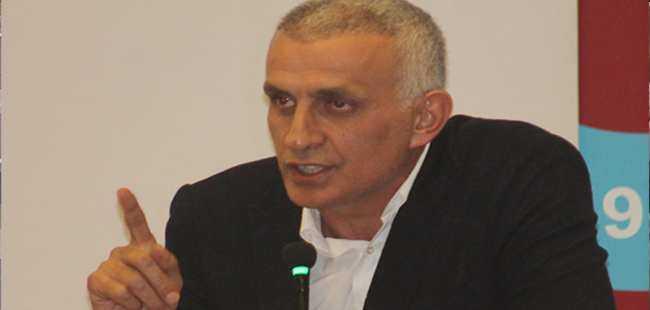 Eski başkan Hacıosmanoğlu hastaneye kaldırıldı