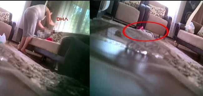 Babanın gizli kamera kayıtları mahkeme kararını değiştirdi