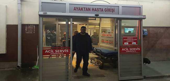 46 öğrenci hastaneye kaldırıldı