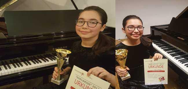 Zeynep Lal Kara Türkiye'nin gururu oldu