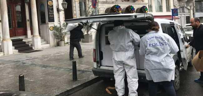 Turist ölü halde bulundu