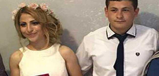 Düğün günü eşini öldürmüştü