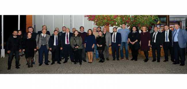 ATSO Tarım Kümesi Projesi sona erdi