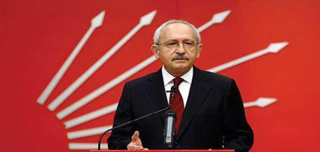 CHP lideri Kılıçdaroğlu'ndan  82. il önerisi