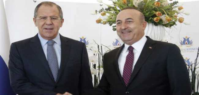 Bakan Lavrov'dan Türkiye açıklaması
