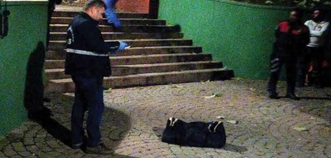 2 aylık bebek cesedi bulundu