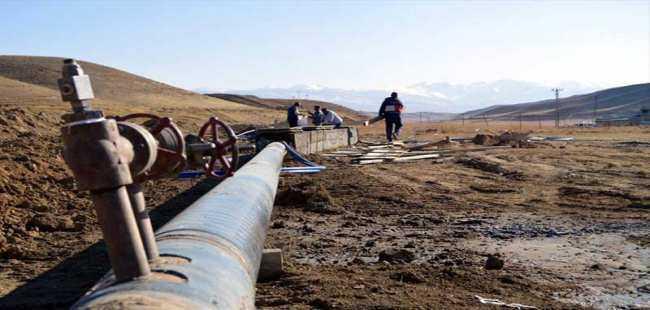 Hakkari doğalgaza kavuşacak