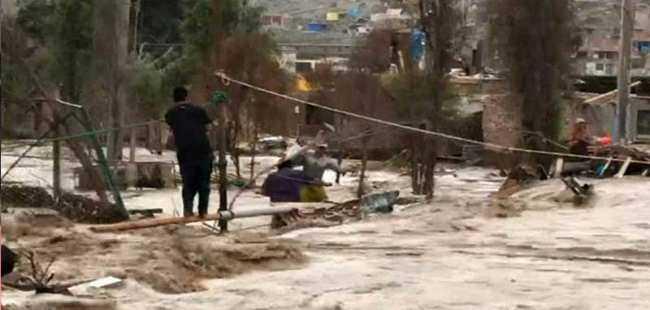 Meteoroloji'den Antalya'ya sel uyarısı