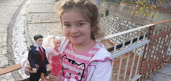 7 yaşındaki kız çocuğu vahşice öldürüldü
