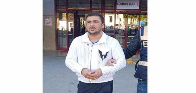 Cezaevi firarisi yakalanıp tutuklandı