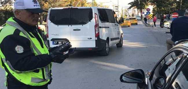 Araçlarda cam filmi için flaş karar