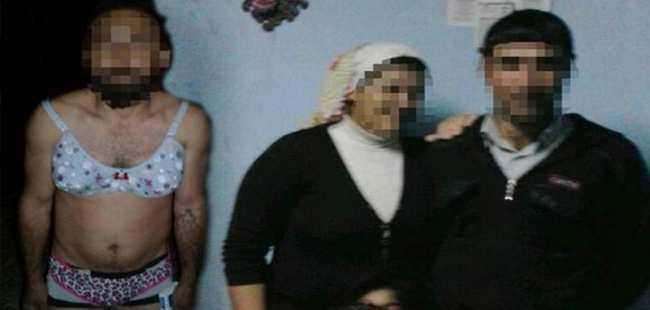 Sevgilisinin eşinin tecavüzüne uğradı
