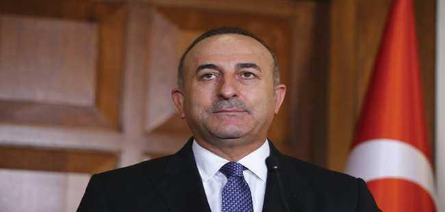 Bakan Çavuşoğlu ABD'ye gitti