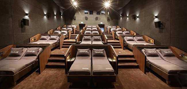 Sinemaseverler filmleri artık böyle izleyecek