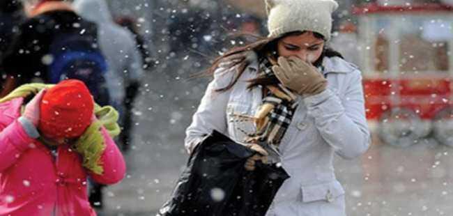 Meteoroloji'den soğuk uyarısı