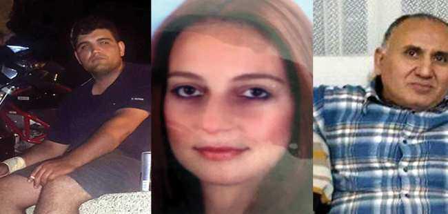 Antalya'daki dehşette cenazeler alındı
