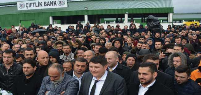 Bakanlıktan 'Çiftlik Bank' hakkında suç duyurusu