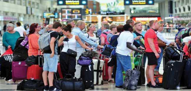 Yılbaşında 150 bin kişi tatil yapacak