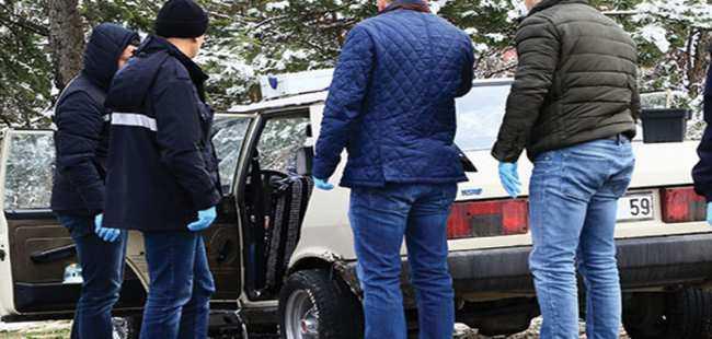Ankara'da ceset bulundu