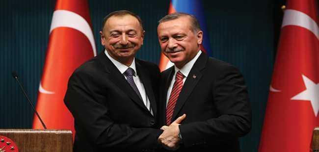 Erdoğan Aliyev'in doğum gününü kutladı