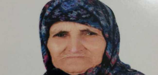 Yaşlı kadın günledir kayıp