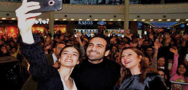 'Acı Tatlı Ekşi'ye Antalya'da gala