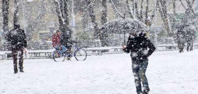 Meteoroloji'den 'kar yağacak mı' sorusuna cevap