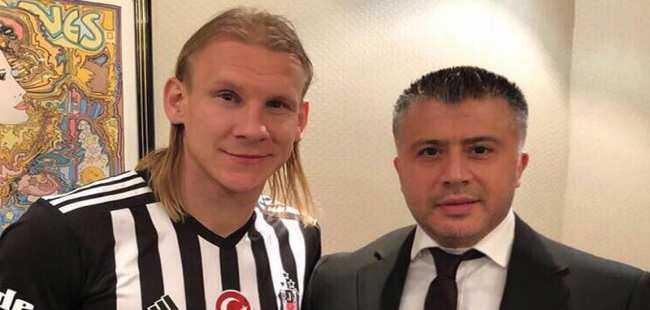 Beşiktaş Vida'yı açıkladı