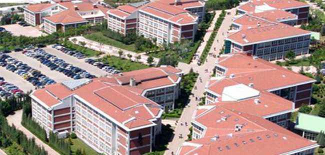 Kapatılan üniversiteyle ilgili operasyon