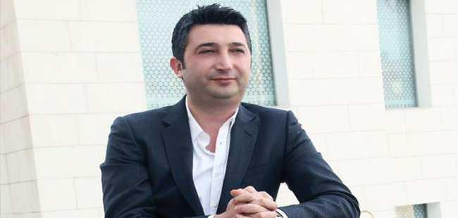 Recep Ercan Keskin gözaltına alındı