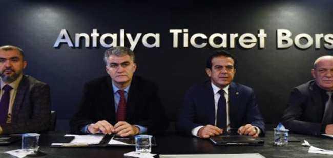Antalya istihdamda ikinci oldu