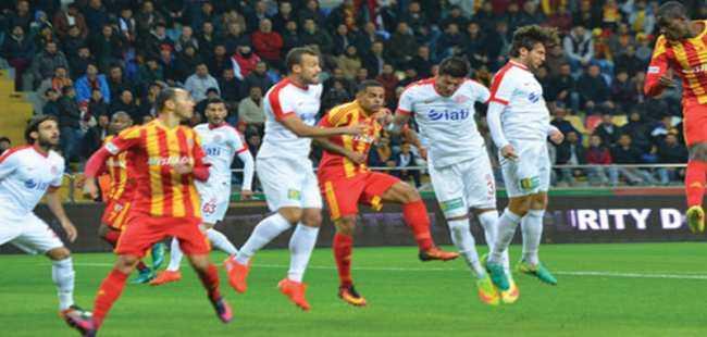 Antalyaspor turu zora soktu
