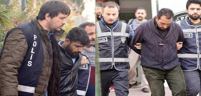 Antalya'da dolandırıcılar yakalandı