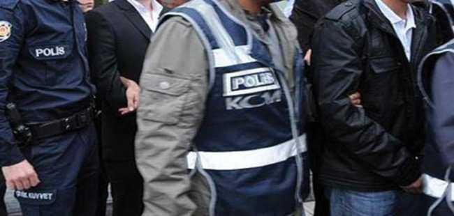 Antalya'da aranan şahıs operasyonu