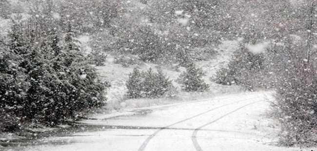 Meteoroloji'den Antalya'ya kar uyarısı