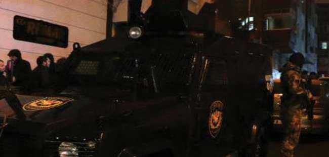 İstanbul'da polisle hırsız arasında çatışma çıktı