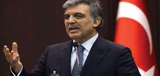 Abdullah Gül'den tepkilere yanıt