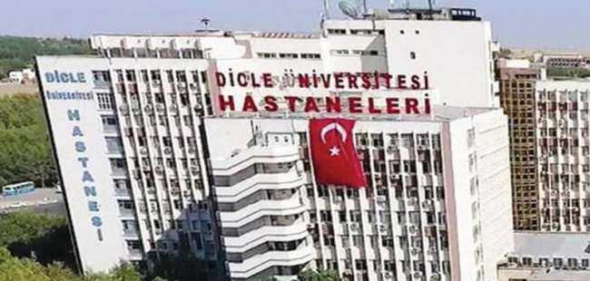 Dicle Üniversitesi'nde büyük skandal
