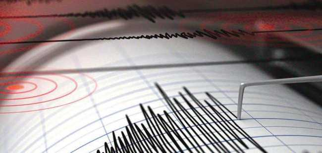 Yunanistan'da deprem oldu