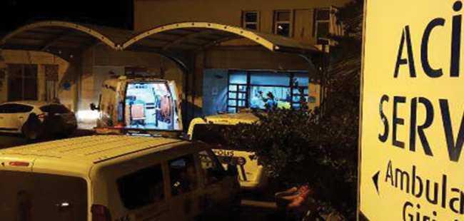 Zonguldak'ta doktor dehşet saçtı