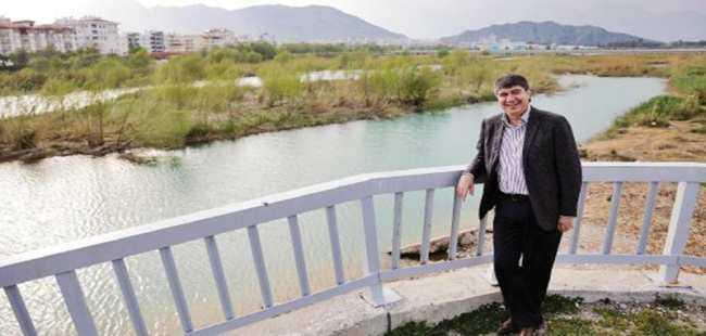 Antalya'ya 11 dev proje