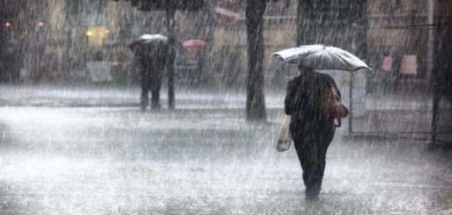 Antalya'ya sel uyarısı