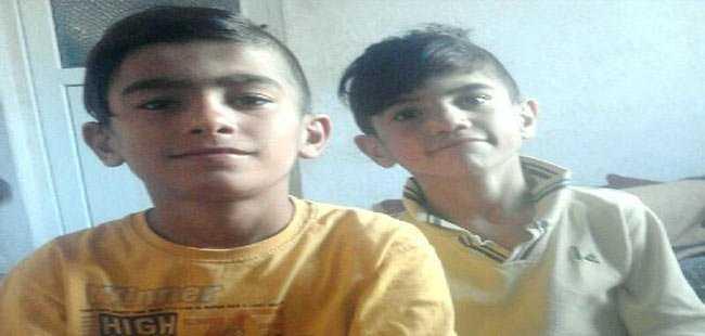 Suriyeli kardeşler denizde boğuldu