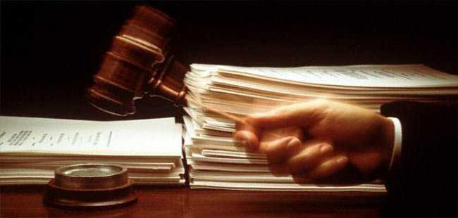 Antalya'da sanığa ceza yağdı