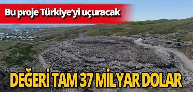 Metan gazı Türk ekonomisini uçuracak