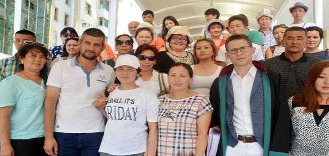 Antalya'daki davada ilginç savunma