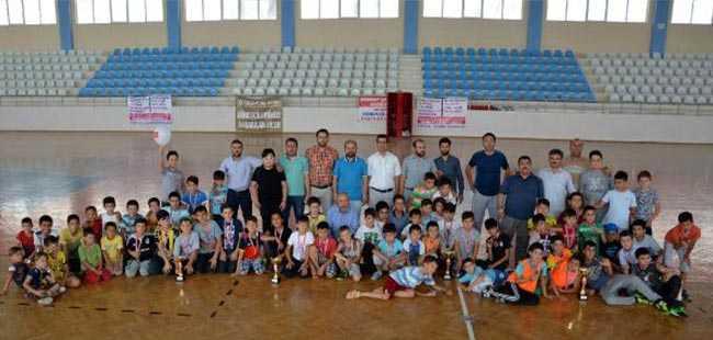 15 Temmuz şehitleri için futsal turnuvası