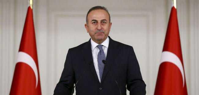 Bakan Mevlüt Çavuşoğlu'ndan ilk açıklama