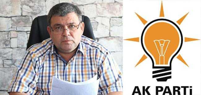 Antalya Ak Parti'de şok istifa